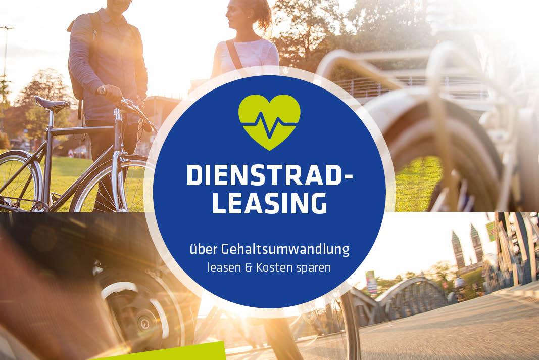 Dienstradleasing | über Gehaltsumwandlung leasen & Kosten sparen