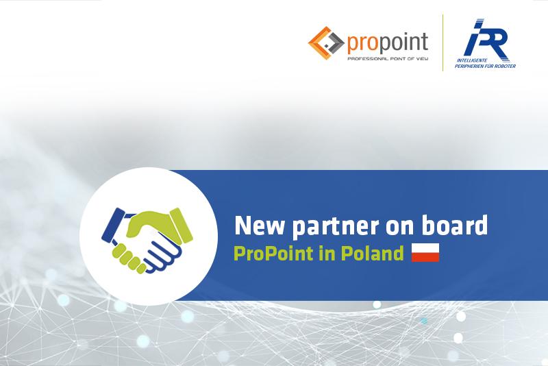 Neuer Vertriebspartner an Bord: Mit ProPoint sind wir nun auch in Polen vertreten