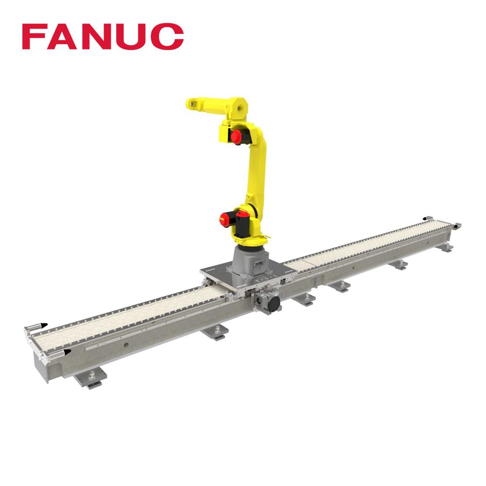 Fahrachsen für Fanuc-Roboter